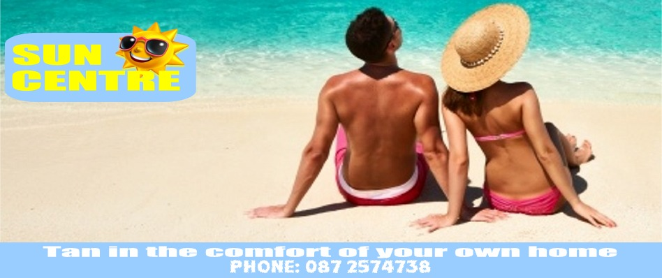 Tan in the comfort of your own home. Sunbed Hire from Sun Centre Dublin - Phone: 087 2574738
